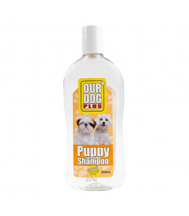 Our Dog Plus Puppy Extra Gentle Shampoo 500ml