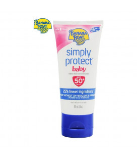 Bananaboat Simply Protect Baby Sunscreen Lotion SPF50 90ml