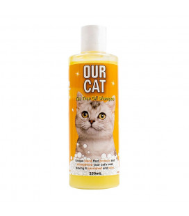 Our Cat Shampoo Tea Tree Oil 250ml