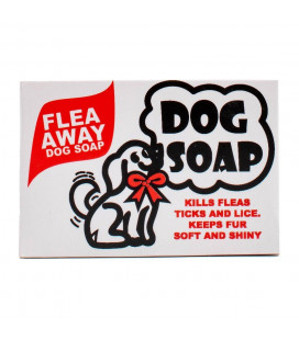 Flea Away Dog Soap 90g