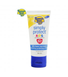 Bananaboat Simply Protect Kids Sunscreen Lotion SPF50 90ml