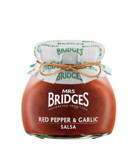 Mrs. Bridges (200g) Red Pepper & Garlic Salsa