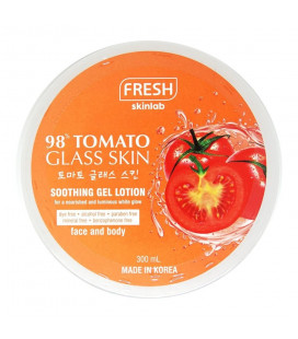 FRESH TOMATO GLASS SKIN SOOTHING GEL LOTION