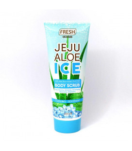 FRESH JEJU ALOE ICE BODY SCRUB