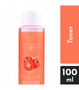 Fresh Tomato Glass Skin pH5.5 Hydrating Toner