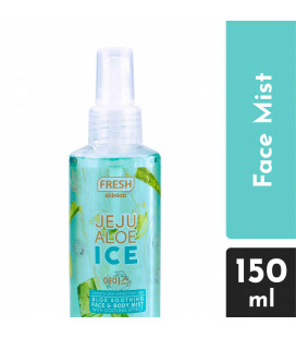 Fresh Jeju Aloe Ice Face and Body Mist