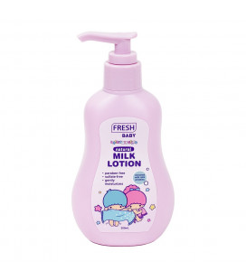 Little Twin Stars Baby Milk Lotion
