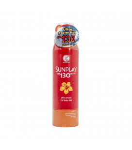 Sunplay 165ml Ultra Shield UV Body Mist SPF 130 PA++++ Sport Strength Sunscreen (Red)