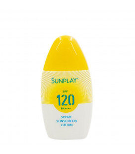 Sunplay 35ml Unisex Sport SPF 120 Sport Strength Sunscreen Lotion (Yellow)