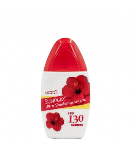 Sunplay 35ml Ultra Shield Lotion SPF 130 PA++++ Outdoor Sunscreen (Red)