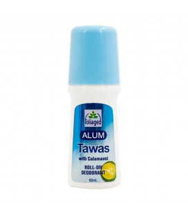 Lauat Foliaged Tawas with Calamansi Deodorant 60ml Prevent Odor-Causing Bacteria In The Underarm