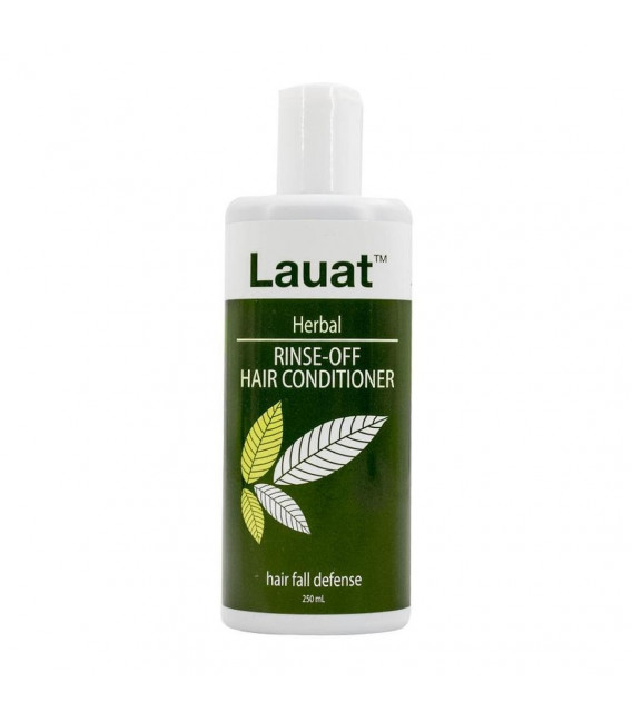 Lauat Rinse-Off Conditioner 250ml Moisturizes Hair From Root To Tip