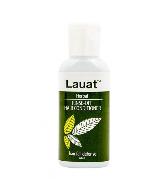 Lauat Rinse-Off Conditioner 60ml Moisturizes Hair From Root To Tip