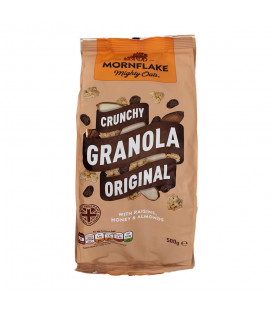 Mornflake Crunchies Classic (Raisins, Honey & Almond)