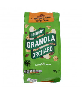 Mornflake Crunchies Orchard (Sultana & Apple)
