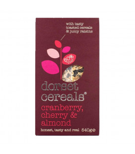 Dorset Cereals Super Cranberry And Cherry Breakfast
