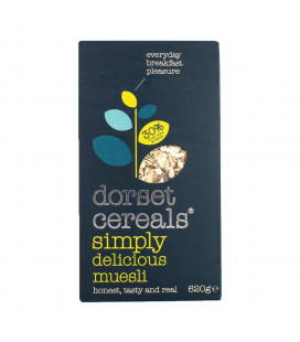 Dorset Cereals Simply Delicious Muesli Breakfast Cereal