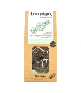 Teapigs Peppermint Leaves (6X15 Temples)