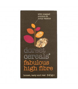 Dorset Cereals Fabulous High Fibre Breakfast