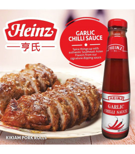 Heinz Garlic Chili Sauce 24 x 235g