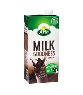 Arla Milk Goodness Chocolate 1L