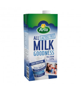 Arla Milk Goodness Lactose Free 1L