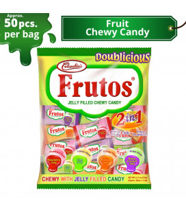 Frutos Doublicious Chewy Candy