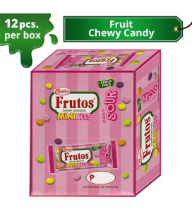 Frutos Mini Bits Chewy Sour (Snack Pack)