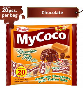 MyCoco Chocolate with Toffee Bits