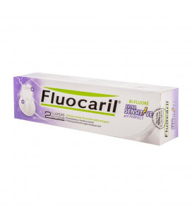 Fluocaril Extra Sensitive Adult Toothpaste (100g)