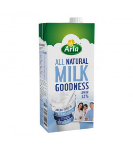 Arla Milk Goodness Low Fat 1L
