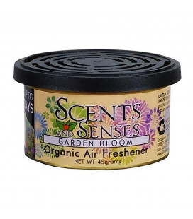 Scents & Senses Organinc Air Freshner Garden Bloom net wt 45g