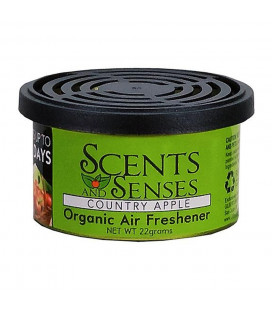 Scents & Senses Organic Air Freshner Country Apple net wt.45g