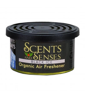 Scents and Senses Organic Air Freshener Black Ice