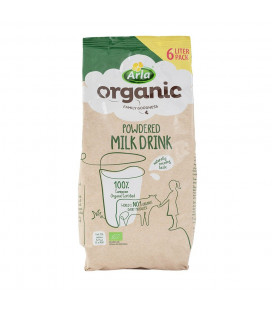 Arla Organic Powdered Milk Drink 6L
