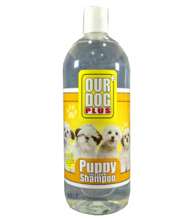 Our Dog Plus Puppy Extra Gentle Shampoo (1L)