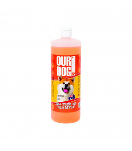 Our Dog Shampoo Tea Tree Oil 1Liter